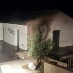 Attentato esplosivo nella notte a S.Martino di Lota. Nessuna rivendicazione