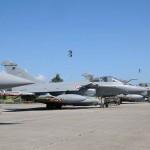 Ripresa degli addestramenti aerei nella base di Solenzara