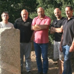 Belgodere, menhir di 4000 anni scoperto l'anno scorso donato al comune