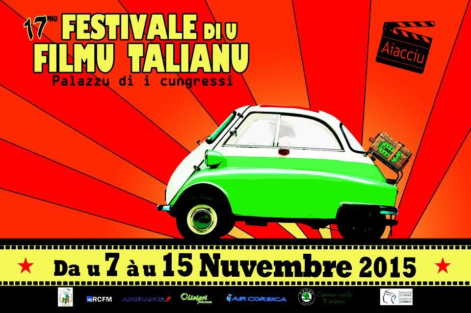 17° festival cinema italiano ajaccio