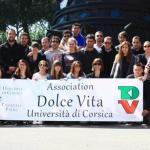 Dolce Vita all'Università di Corsica: l'associazione degli studenti d'italiano