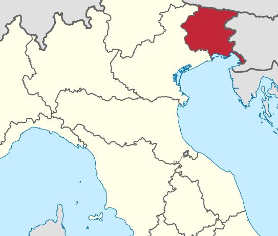 Cartina Italia Friuli Venezia Giulia.Bilinguismi A Confronto 3 Friuli Venezia Giulia Corsica Oggi