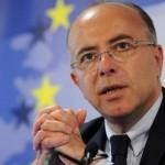 Il ministro dell'interno Cazeneuve oggi in visita ad Ajaccio