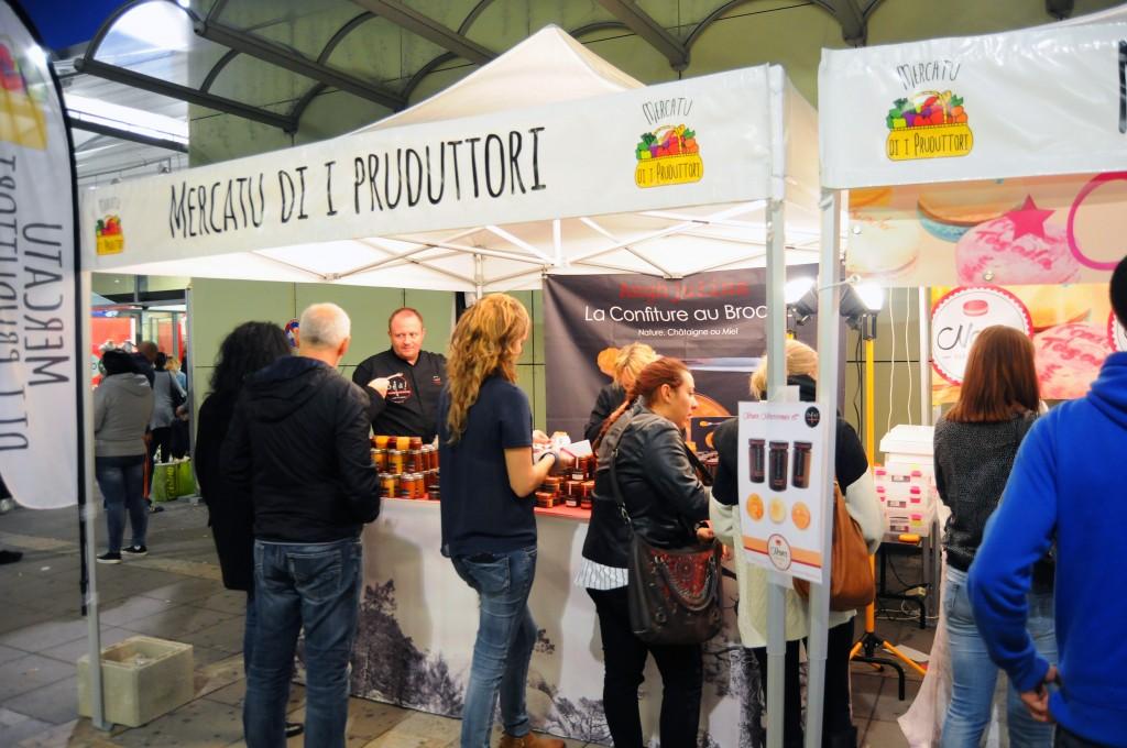 Dopo il successo di ottobre il salone del cioccolato replica alla rocade di furiani corsica oggi - Geant casino furiani ...