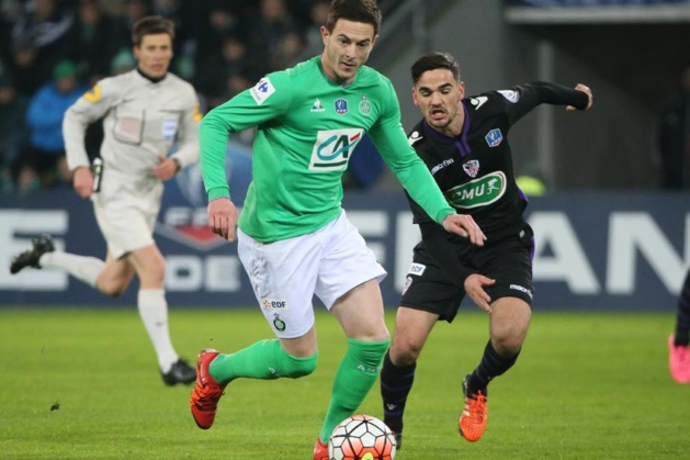 Coupe de france l 39 aca perde 2 1 con il saint tienne ed fuori corsica oggi - Coupe de france saint etienne ...