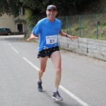 Thierry Pistorizzi percorre tutta l'isola a piedi per scopi benefici