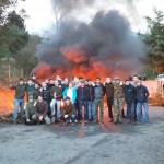 Gli studenti del liceo agricolo di Sartena si mobilitano per denunciare il degrado delle strutture