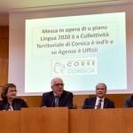 """La CTC mette in opera il piano di politica linguistica """"Lingua 2020"""""""