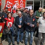 Manifestazione a Bastia e mobilitazione dei sindacati contro la nuova legge sul lavoro