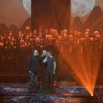 I Muvrini in concerto per la pace assieme agli studenti còrsi