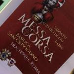 A Roma la Festa de' Noantri, sabato 23 Messa in lingua corsa