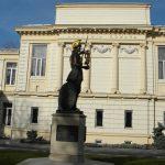 La professoressa Medori dell'Università di Corsica in Romania per parlare di lingua corsa