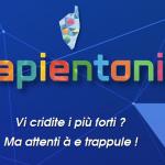 Su Via Stella parte oggi Sapientoni, il primo quiz televisivo in còrso
