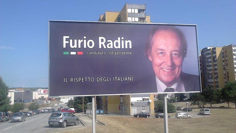 Croazia furio radin rieletto deputato della minoranza for Oggi al parlamento