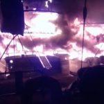 Cinque imbarcazioni distrutte da un incendio nel porto di Porto Vecchio
