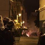 Scontri a Bastia dopo la condanna di Battini, Tomasini e Verdi