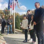 Nel Giorno dell'armistizio Simeoni ricorda i Corsi caduti nella Grande Guerra