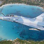 Segnalate scosse in Alta Corsica, la causa: aerei supersonici in addestramento