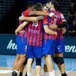 Cuppa di Francia di volley-ball : u GFCA s'invita torna in Pariggi !