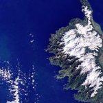 Torna la neve in Corsica: grandi nevicate oltre i 400 metri d'altezza