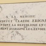 Oggi si commemora il prefetto Erignac: come l'anno scorso Talamoni spiega perché non parteciperà