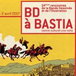 Il 24° festival del fumetto (BD) a Bastia dal 30 marzo al 2 aprile