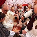 La benedizione dei Canistrelli e gli altri riti della Settimana Santa a Calvi