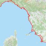 Siglato l'accordo tra Liguria, Toscana e Lazio: nasce la ciclovia tirrenica