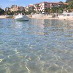 La spiaggia du Trottel ad Ajaccio guadagna l'unica Bandiera blu dell'isola