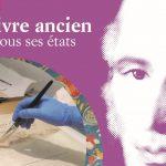 """A Bastia, la biblioteca patrimoniale vi invita a scoprire il """"libro antico in tutti i suoi stati"""""""