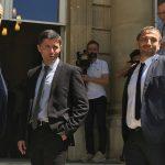 I tre deputati nazionalisti hanno fatto il loro ingresso a Palais Bourbon