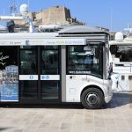 Bonifacio organizza il primo trasporto elettrico dell'isola