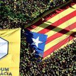 Catalogna: mezzo milione sfilano per il referendum, la Spagna ordina sequestro urne