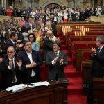 Il parlamento della Catalogna approva il referendum sull'indipendenza: scontro con Madrid