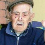 È morto l'uomo più vecchio d'Italia, era sardo e avrebbe compiuto 112 anni