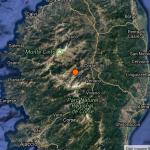 Terremoto, questa notte una scossa di magnitudo 3.1 con epicentro a Corte