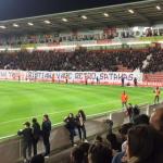 Calcio: Si è giocato il derby di Ajaccio