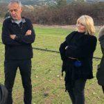"""Territoriali, Valérie Bozzi va sul territorio e dagli agricoltori: """"c'è bisogno di concretezza"""""""