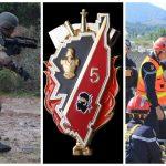 L'unità militare di protezione civile UIISC 5 di Corte festeggia i trent'anni di attività