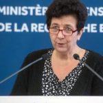 La ministra dell'Insegnamento Superiore Frédérique Vidal ha visitato l'Università della Corsica per parlare delle riforme di Macron