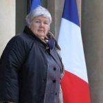 La delegata del ministro dell'interno Jacqueline Gourault in Corsica per difendere la politica di Macron