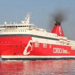 Corsica Linea apre una nuova tratta estiva tra Ajaccio e Porto Torres