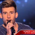 Yoann Casanova di Biguglia perde la finale del talent show The Voice