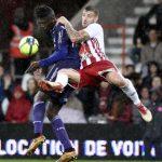 Finiscono i sogni dell'ACA che perde 1-0 contro il Tolosa e rimane in Ligue 2