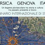 L'8 giugno a Genova, Università e Corsica Oggi insieme in un grande seminario internazionale sulla Corsica
