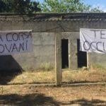 Mobilitazione a Poggio di Nazza per il sostegno a un giovane agricoltore