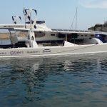 Energy Observer: la nave del futuro a Bastia