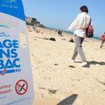 """In Corsica 13 spiagge con l'etichetta """"Plage sans tabac"""" dove è vietato fumare"""