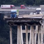Tragedia del Ponte Morandi, sulle reti sociali solidarietà da politici e cittadini Corsi