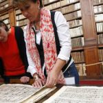 Scoperto nella Biblioteca di Ajaccio l'ottavo esemplare del Thesaurum Hyeroglyphicorum, il primo libro di egittologia del mondo